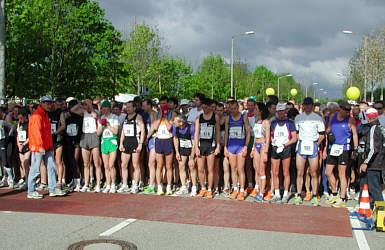Vom Regensburg-Marathon