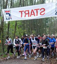 Vom Zeiler Waldmarathon 2005