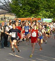 Münchner Firmenlauf 2006