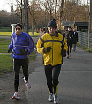 Nürnberger Trainings - Marathon 2006