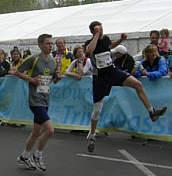 Würzburg Marathon 2006