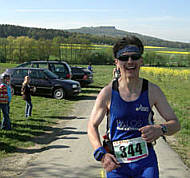 Obermain - Marathon am 22.4.2007