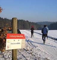 Coburger Wintermarathon 2009
