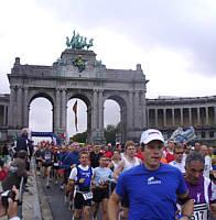Br�ssel Marathon 2009
