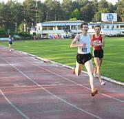 Erlanger Bahnlaufserie - 1500 Meterlauf am 12.05.2009