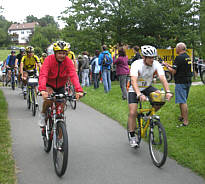 Run and Bike - Marathon Coburg 2009