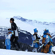 Arosa Snow Run 2010