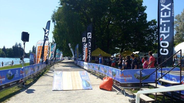 Maxi Race Annecy Et Chamonix Am 27052017 Laufbericht Von Thomas